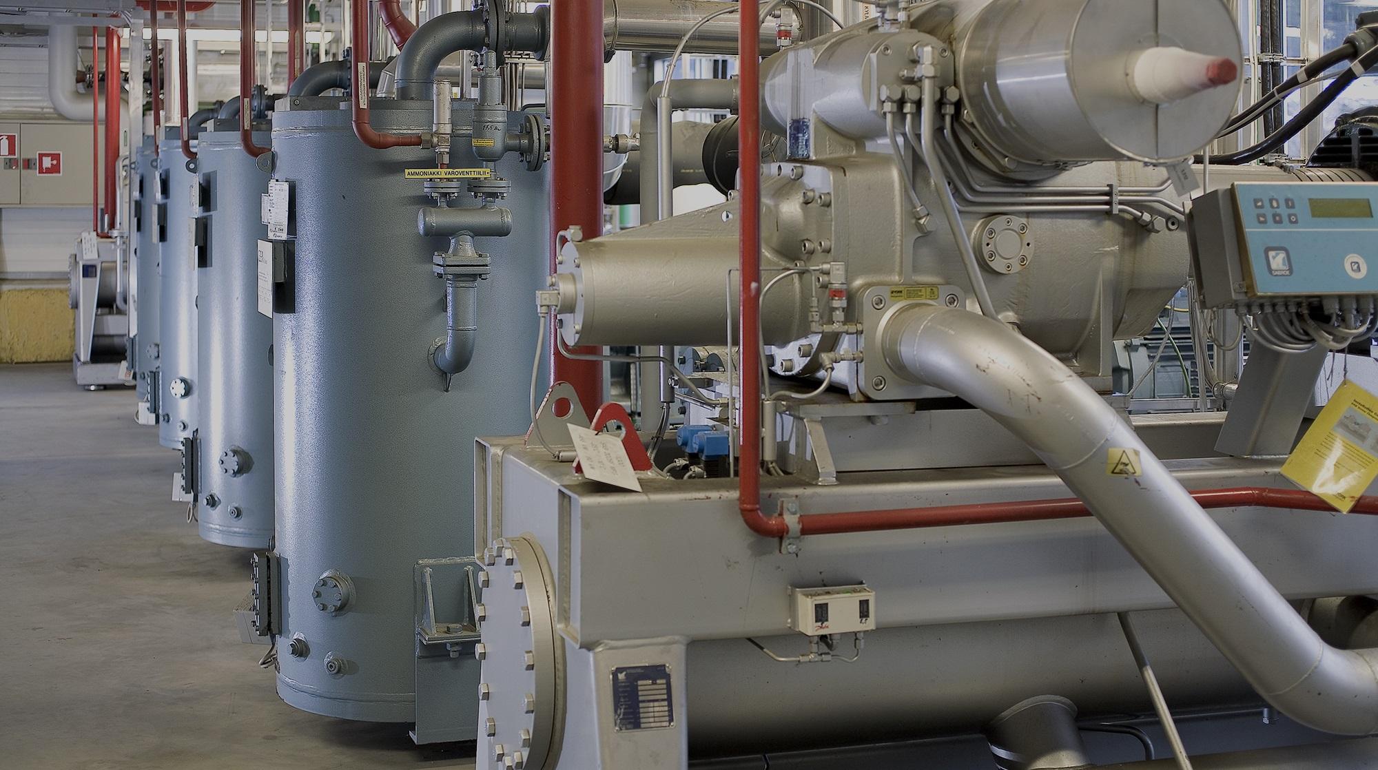 Kylmätekniikka yhteensovittaa energiatehokkaita toimintakokonaisuuksia