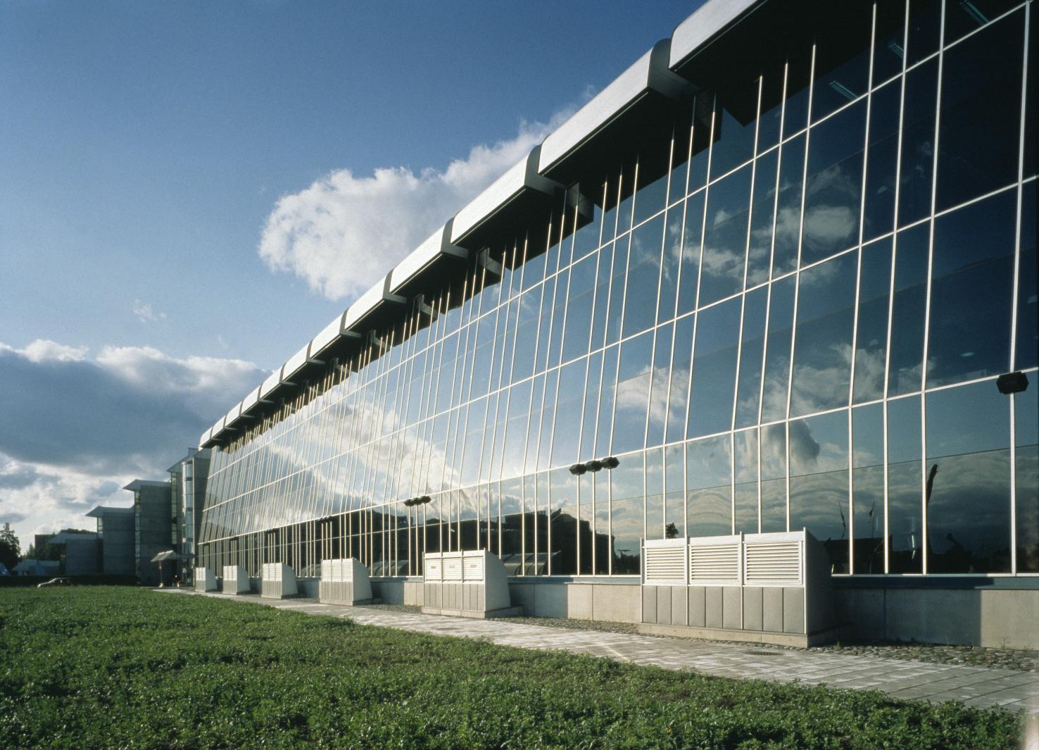 Arkkitehtisuunnittelu rakentaa työ- ja asuinympäristöstä sekä miellyttävän että turvallisen