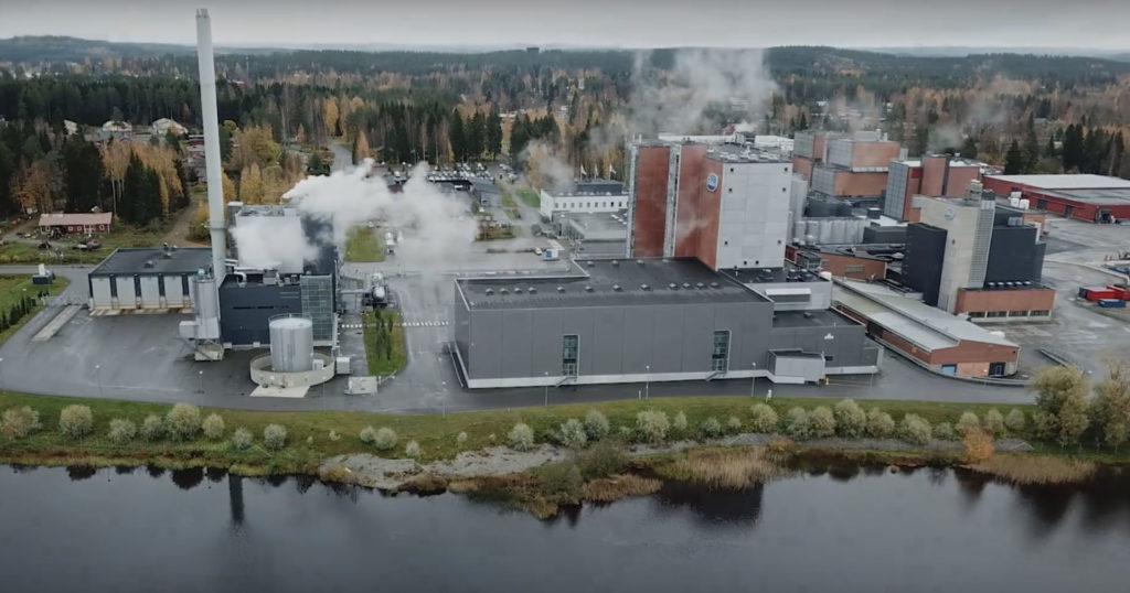 Valio Lapinlahti tehdas, Dry Blend - kuluttajatuotepakkaamo