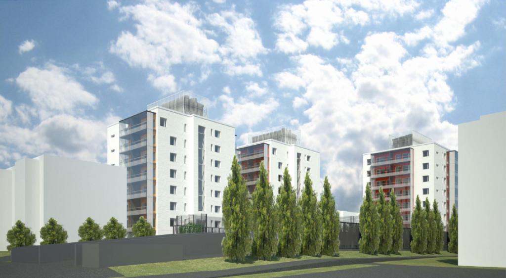 Asuntorakentaminen M2-Kodit Vantaa